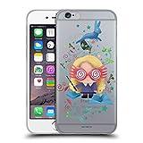 Head Case Designs Oficial Harry Potter Luna Lovegood Deathly Hallows II Carcasa de Gel de Silicona Compatible con Apple iPhone 6 / iPhone 6s