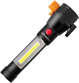 multi function led flashlight