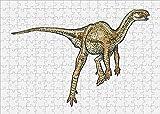 Media Storehouse 252 Piece Puzzle for Adults of Illustration of Heterodontosaurus ornithischian Dinosaur (13546123)