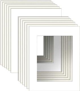 UMI. Essentials - Juego de 12 Paspartús, 28 x 35 cm para