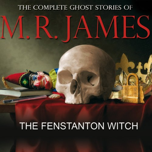 The Fenstanton Witch audiobook cover art