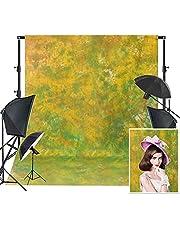 Tło fotograficzne, 1,5 x 2 m retro tło fotograficzne tło nie blaknie, nowa technologia Tie-Dye, dla niemowląt, noworodków, dzieci, zwierząt, obiektów fotografii wideo (nr 9)