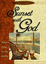 Sunset With God (Quiet Moments With God)