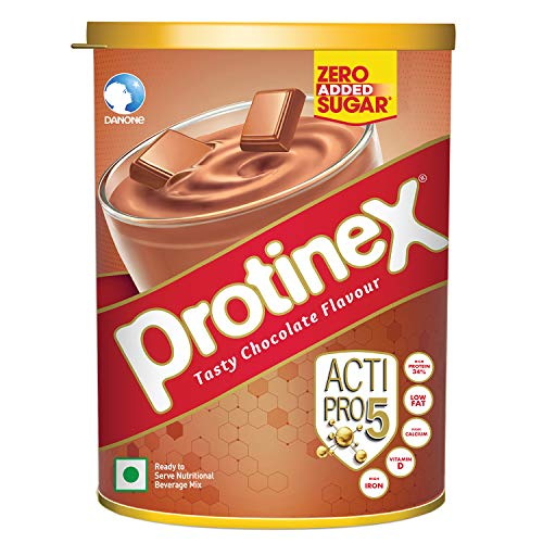 Protinex Health And Nutritional Drink Mix For Adults with High protein & 10 Immuno Nutrients, Tasty Chocolate, 250g