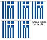 10' Greece String Flag Party B...
