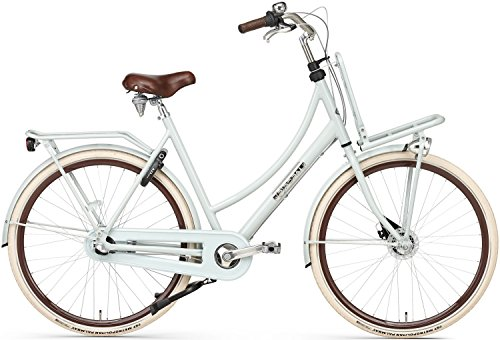 POPAL 28 Zoll Damen Holland Fahrrad Daily Dutch Prestige P28020N3, Farbe:Shadow Green