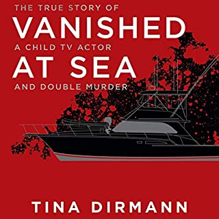 Vanished at Sea audiobook cover art
