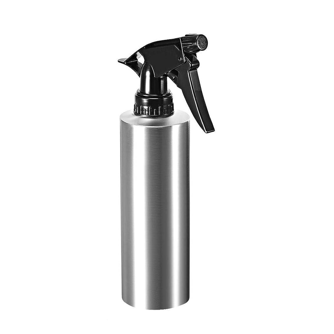 包括的外交問題致死uxcell uxcell スプレーボトル 304ステンレス鋼 ファインミストスプレー付き 空の詰め替え容器 11.8oz/350ml