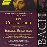 Book of Chorale Settings by J.S. Bach
