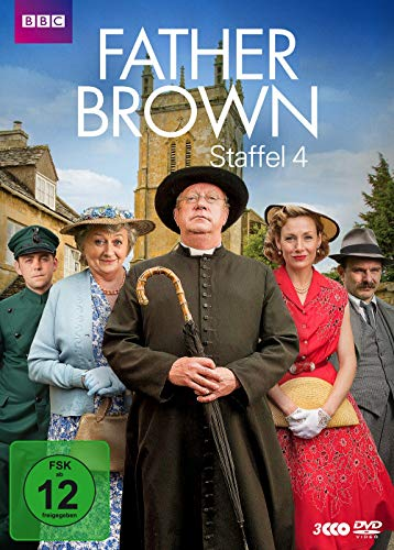 Father Brown - Staffel 4 [3 DVDs]