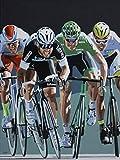Myytcy Course De Vélo-Kit De Peinture Au Diamant,Diamant Complet 5D,Point De Croix,Croquis,Bricolage. Convient Pour La...