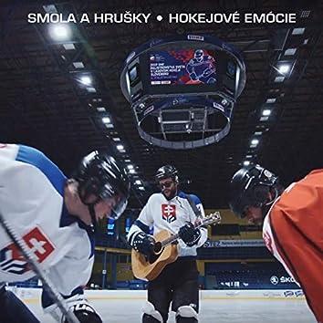 Hokejové Emócie