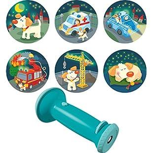 Taschenlampen-Projektor Wachhund Waldi