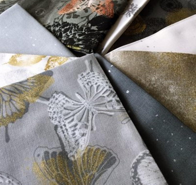 ahorra hasta un 50% Metálico tela–brillante objetos gris metálico–Bundle–rjrfb01–por RJR tela–100% tela–100% tela–100% algodón  oferta de tienda