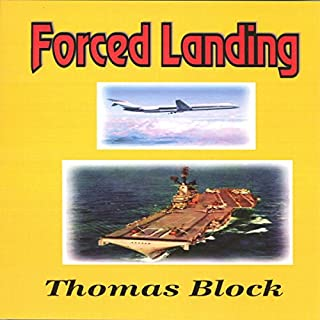 Forced Landing audiobook cover art