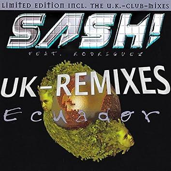 Ecuador (UK - Remixes)