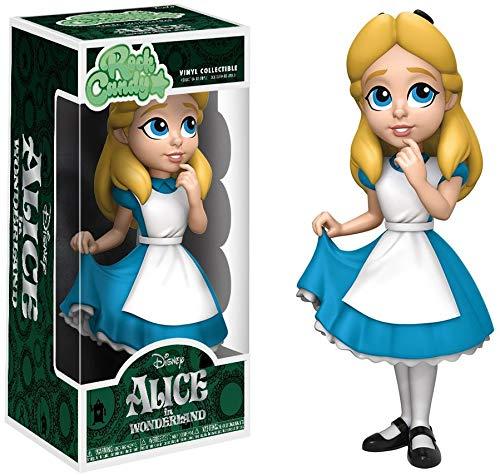 Funko Rock Candy - Alice no País das Maravilhas - Disney