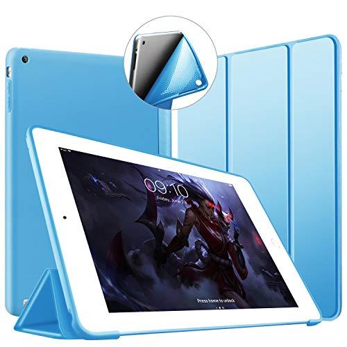 VAGHVEO Funda para iPad 2/3 / 4, Ultra Slim Protectora Silic