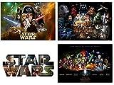 Set 4 Tovagliette Star Wars (3° versione)