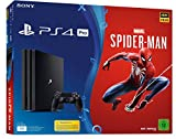 Sony PlayStation 4 Pro Negro 1000 GB Wifi - Videoconsolas (PlayStation 4 Pro, Negro, 8192 MB, GDDR5, GDDR5, AMD Jaguar)