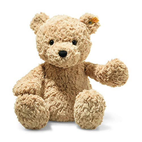 Steiff 113512 Soft Cuddly Friends Jimmy Teddybär Bär, Hellbraun