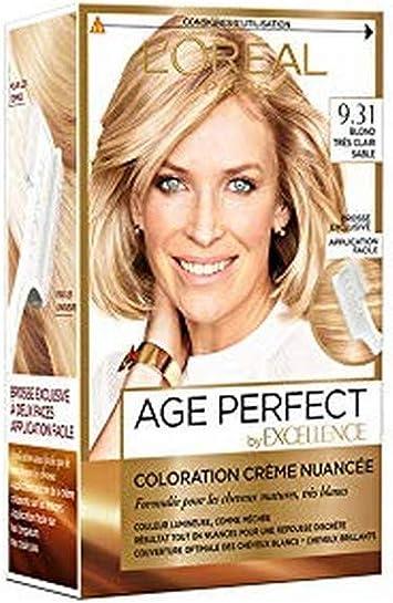 LOréal Paris - Excellence Age Perfect - Coloration ...