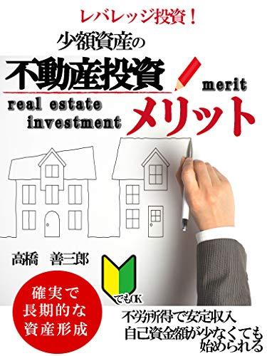 少額資産の不動産投資メリット: 【レバレッジ投資】
