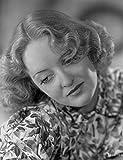 Celebrity Photos Bette Davis Portrait Looking Down in