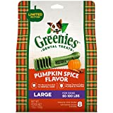 Greenies Pumpkin Spice Flavor