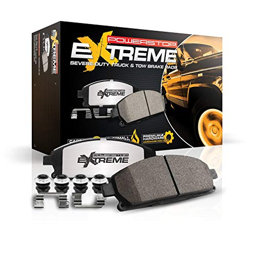 Power Stop Z36-1084 Front Z36 Truck and Tow Brake Pads