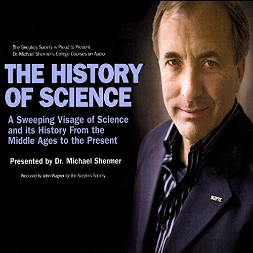 The History of Science cover art