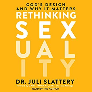 Rethinking Sexuality audiobook cover art