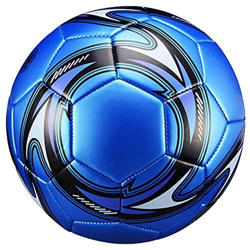 GDZTBS Ballon de Football Taille 5 Ballon de Football Ballon de Match Professionnel Taille et Poids Officiels Ballon D'entraînement Intérieur et Extérieur
