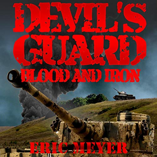 Devil's Guard Blood and Iron audiobook cover art