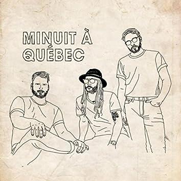 Minuit à Québec