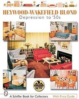 Heywood-Wakefield Blond: Depression to 50s