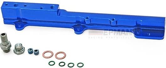 Aluminum Fuel Rail Fit For Honda Civic Si B16 B16a B16a2 B-Series Fuel Injector Rail