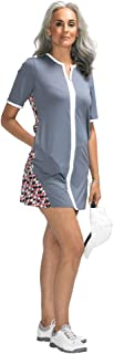 KINONA Day to Night Shortsleeve Womens Summer Golf Dress