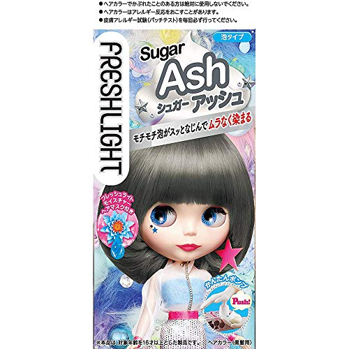 Fresh Light Bubble Hair Color - Sugar Ash