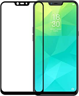 ZXCVBN 3PCS 3D Full Glue Tempered Glass,For OPPO Realme 2 Full Cover Protective film Screen Protector,For OPPO Realme C1