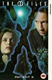The X Files : File 11 - Patient X [VHS] [1998]