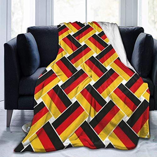 Decken für Couch Decke Sherpa Throw Twin Size Mikrofaser für Bett oder Couch 50x40 Zoll
