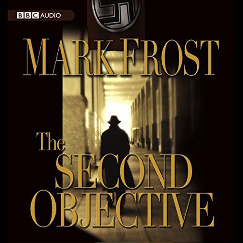 The Second Objective audiobook cover art