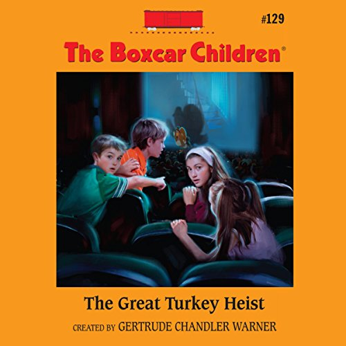 The Great Turkey Heist audiobook cover art