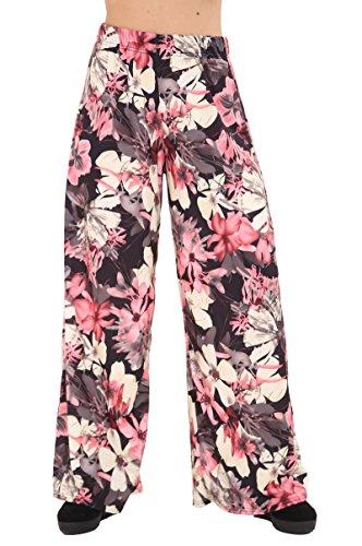 Ropa De Mujer Mujeres Damas Talla Plus Estampado Floral Elastico Leggings Pantalones Pantalones 16 26 Ropa Calzado Y Complementos Marine City Vn