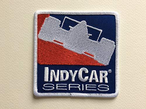 Toppa autosigillante serie Hawaii IndyCar - Toppa autosigillante, 9 x 9 cm