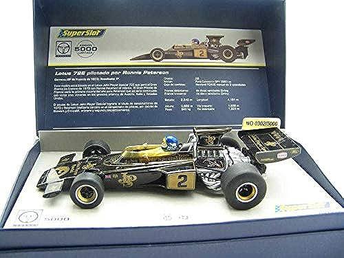 Superslot Legends h3703 Lotus 72E GP Frankreich 1973