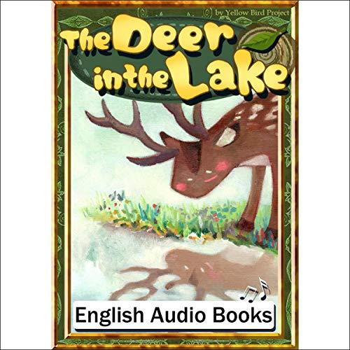 『The Deer in the Lake(いずみのシカ・英語版)』のカバーアート