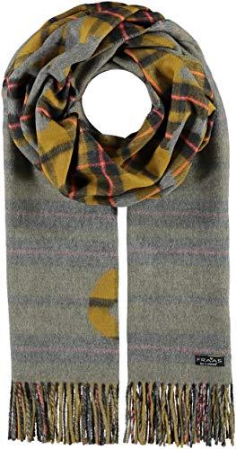 Preisvergleich Produktbild FRAAS Cashmink®-Schal für Punk-Queens - Made in Germany für Damen Bronze