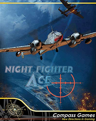 Solitaire Game Nightfighter Ace: Air Defense Over Germany, 1943-44